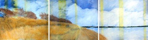 Bretagne Skadi Engeln Peinture Huile, Pastel, Tempera, Craie sur Toile
