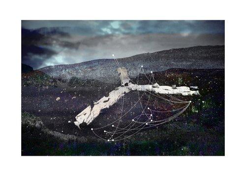Vinland Cross Rona Rangsch Photography Digital on Paper