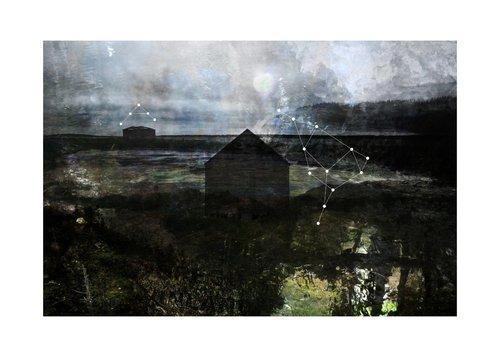 Vinland Houses Rona Rangsch Photography Digital on Paper