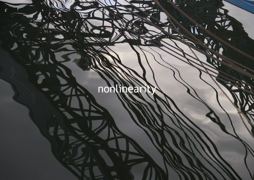nonlinearity Rona Rangsch Photography Digital on Paper
