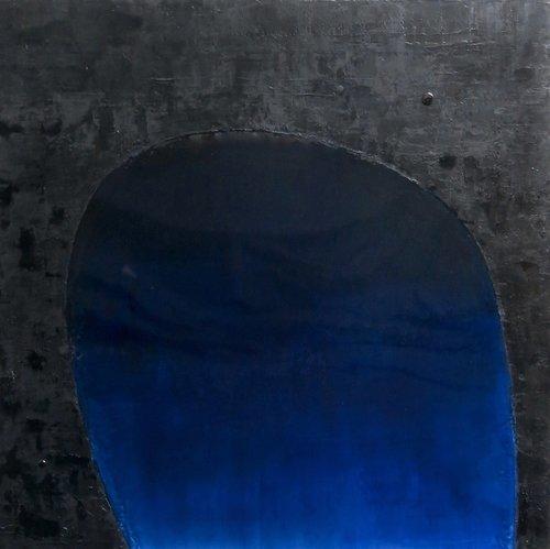 Empirisme Catherine Ludeau Peinture Huile, Résine sur Toile
