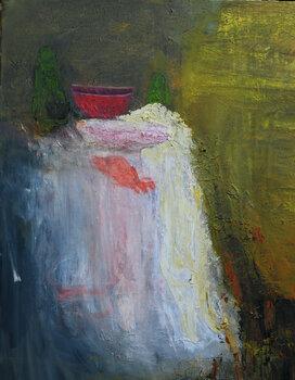 Malek Lehoussine: Französischer Maler - Singulart