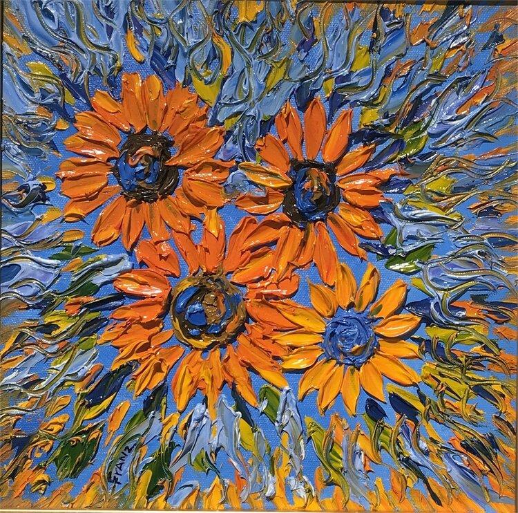 Sunflower #18