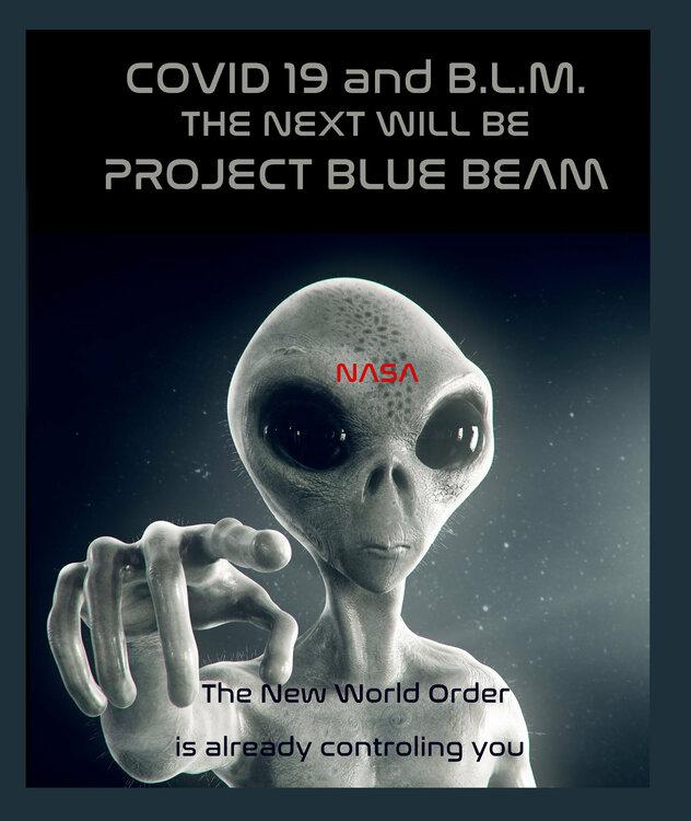 Project Blue Beam Deutsch